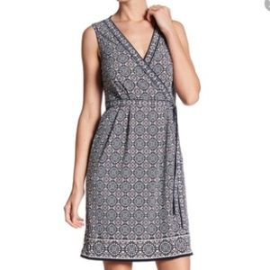 Max Studio Jersey Wrap Dress Size XS